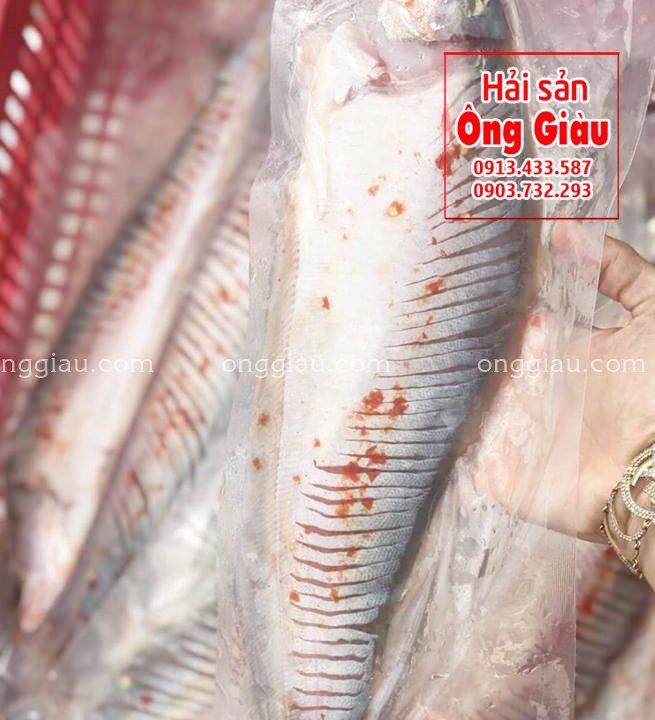 Cá Thác Lác rút xương tẩm gia vị – Hải Sản Tươi Sống Ông Giàu